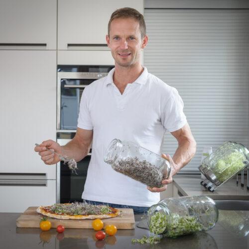 Landwirt Marco Vonmoos