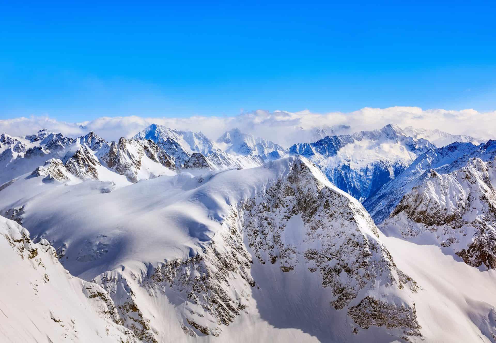 Schweizer Berg Impressionen
