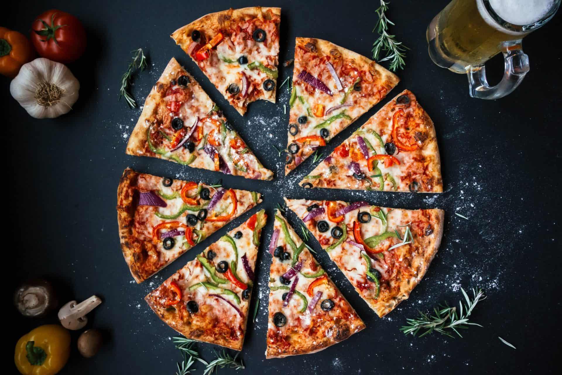 Erfolgsgeschichte, Pizza-Kette und neue Innovation