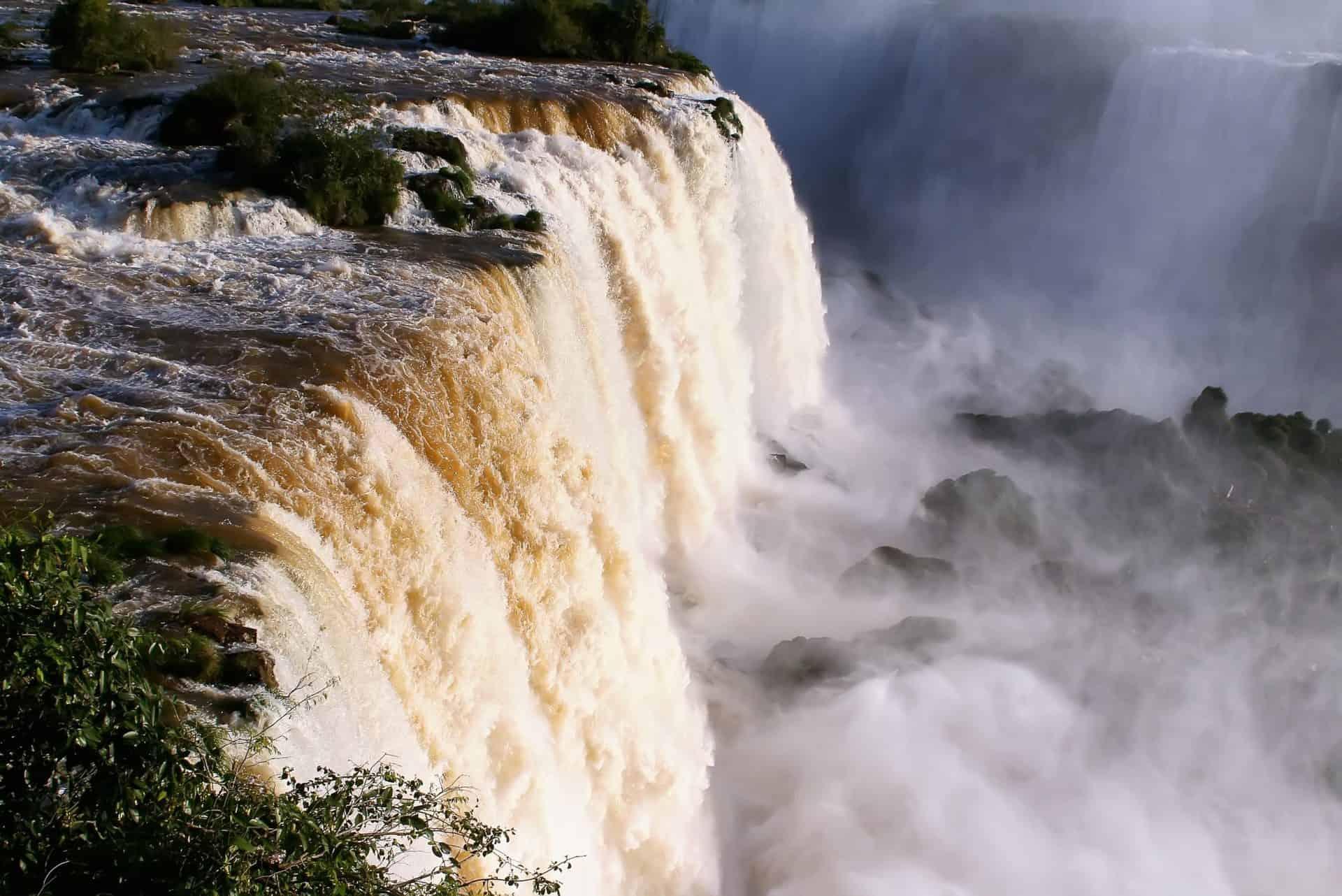 Das neue Weltwunder – Die Iguazú-Wasserfälle