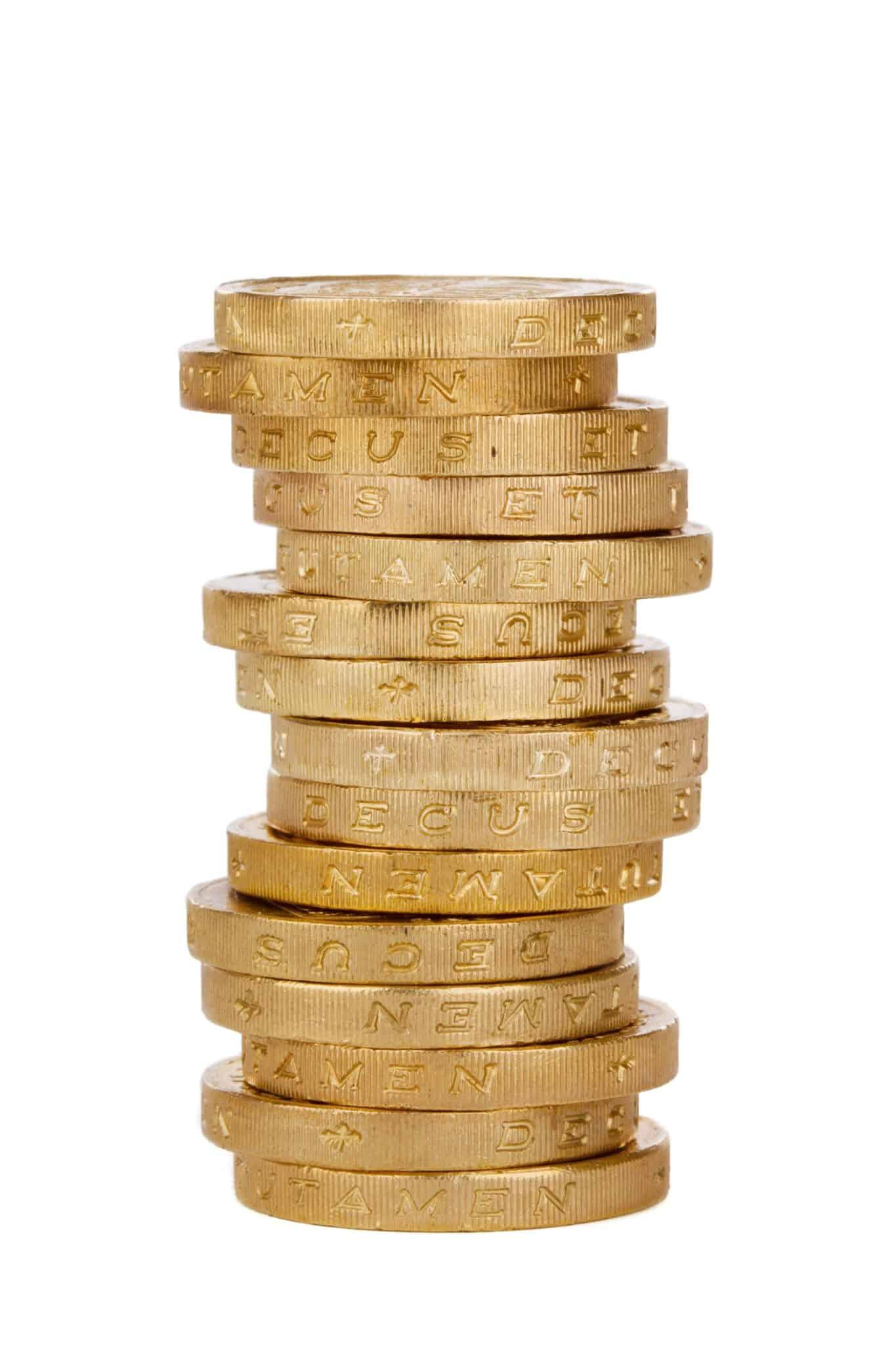 Top 4 Anlage- münzen Gold