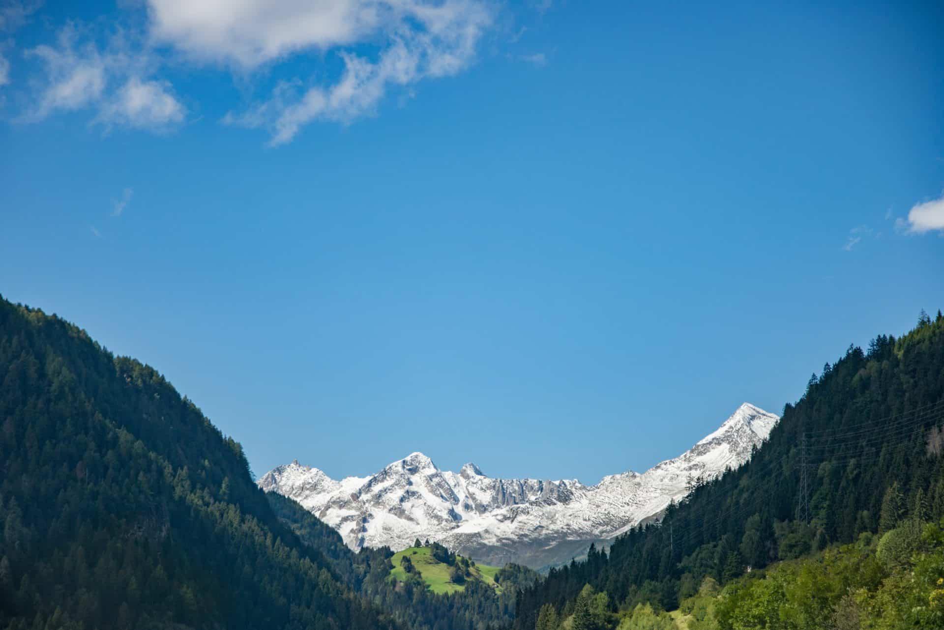 Das Binntal im Wallis