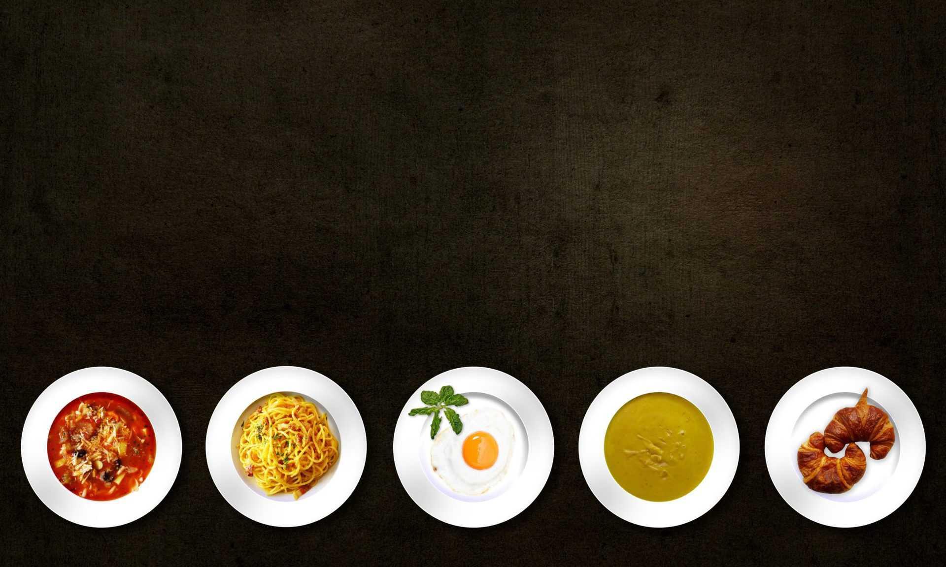 Energie im Essen