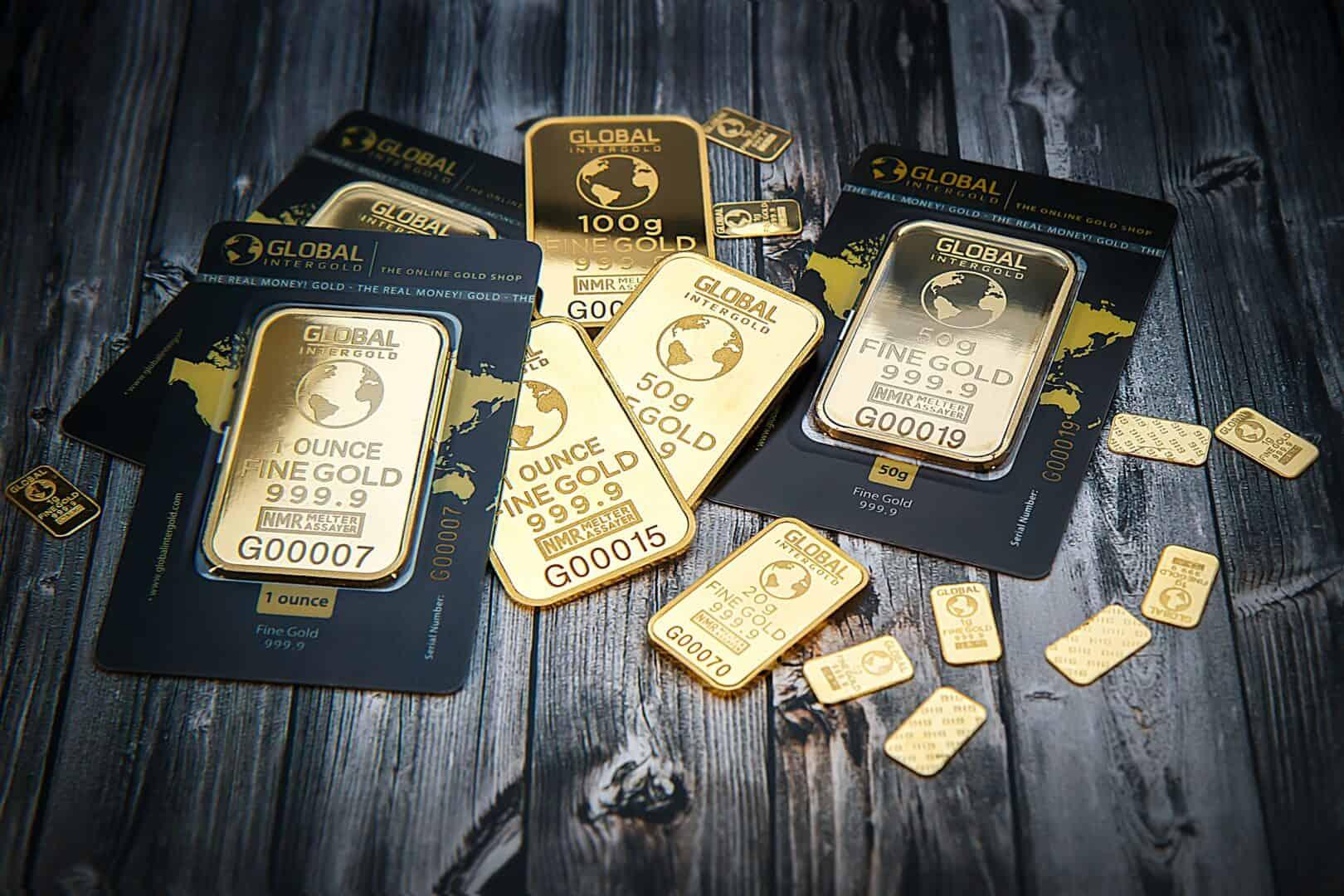 Wer Verstand hat kauft Gold?!