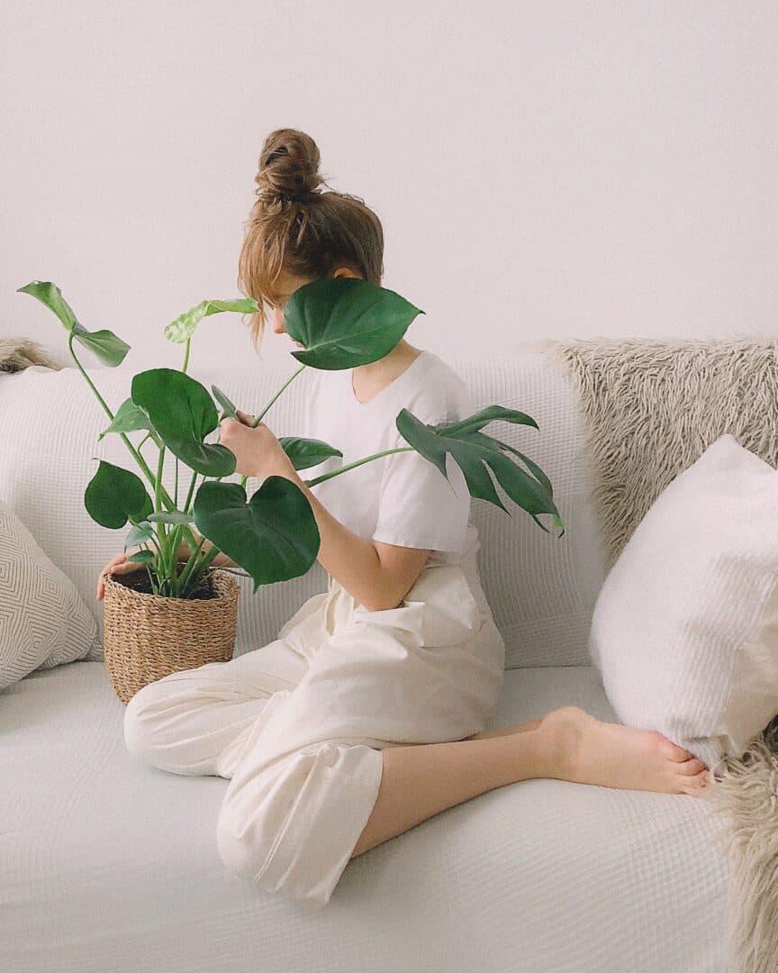 Pflanzen aktiv in ihrem Sein unterstützen