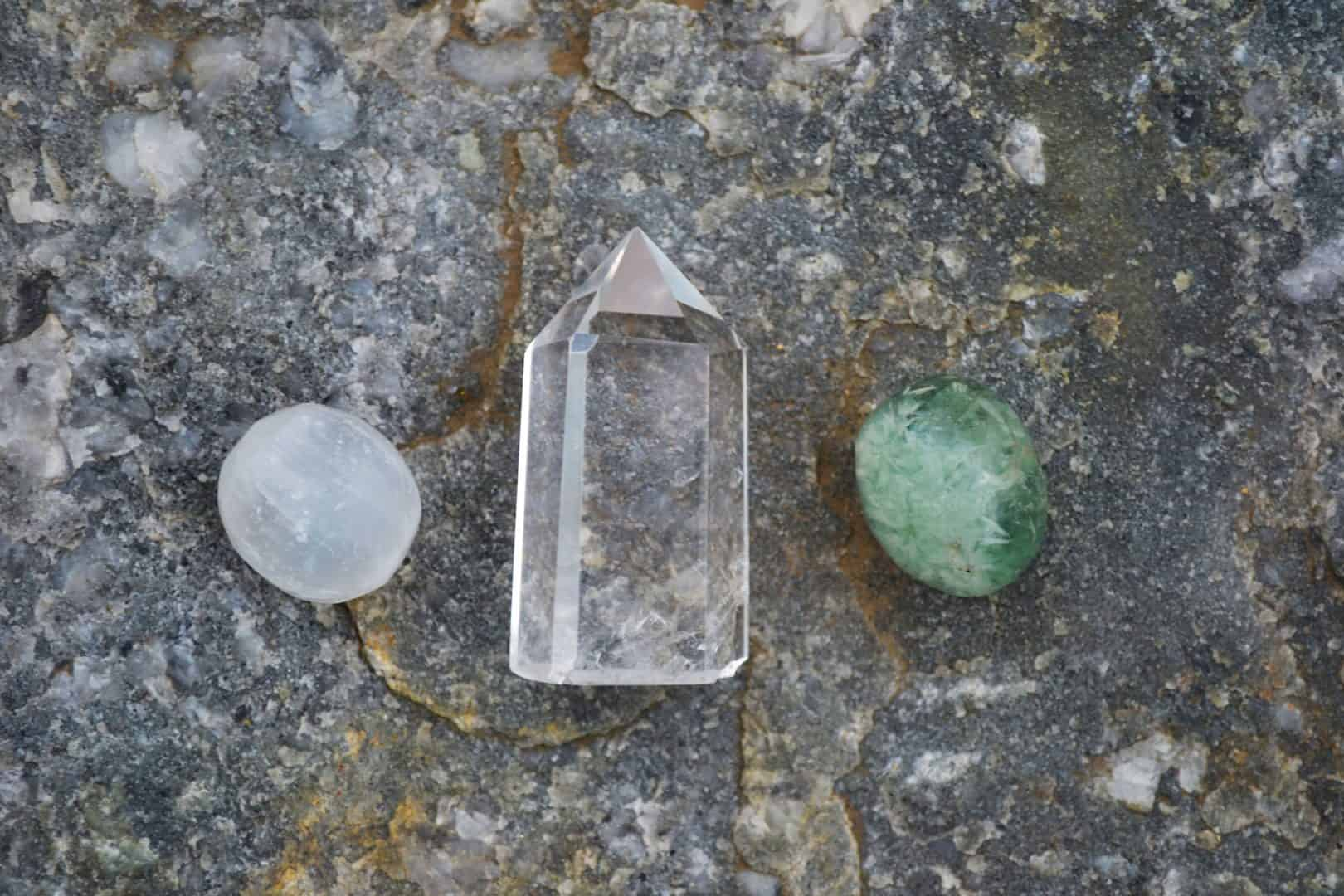 Die Homöoquantic Kristalle für Bewusstheit & Bewusstsein, Lebenslust sowie Verbundenheit