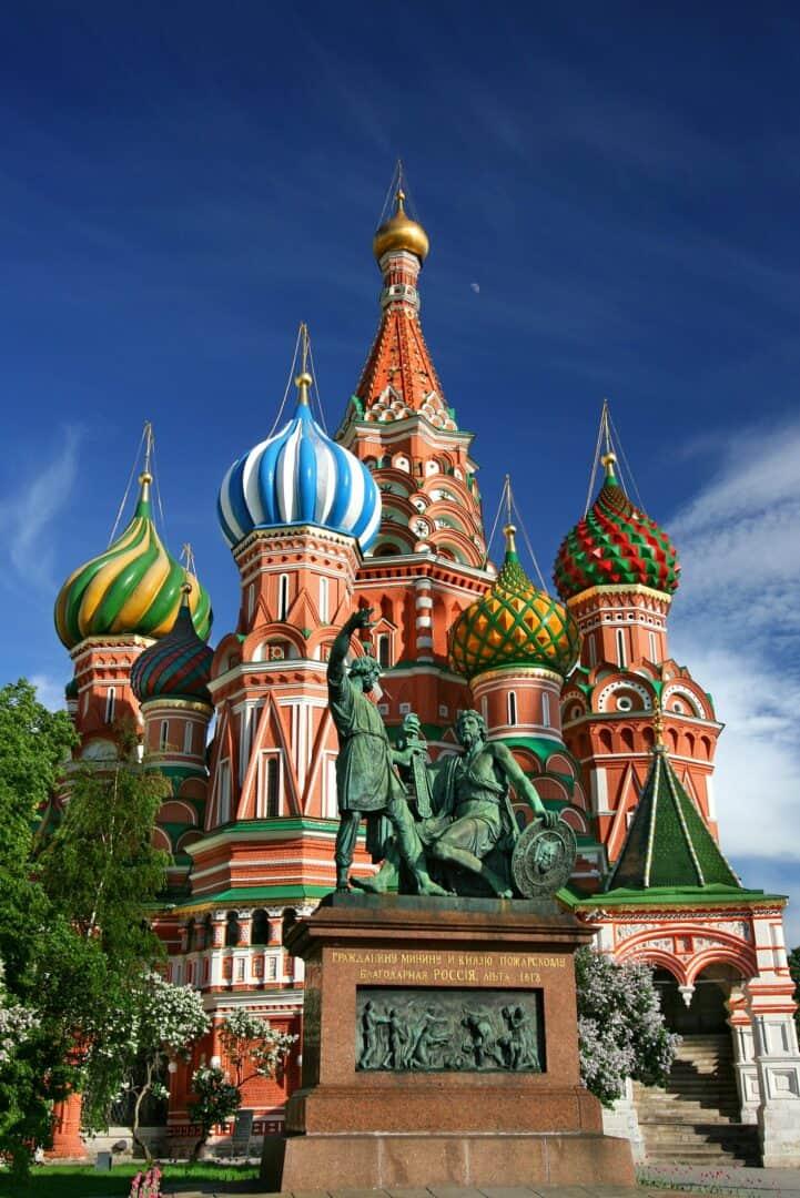 Russische Darbietung on Ice – Eiskunstlauf Show