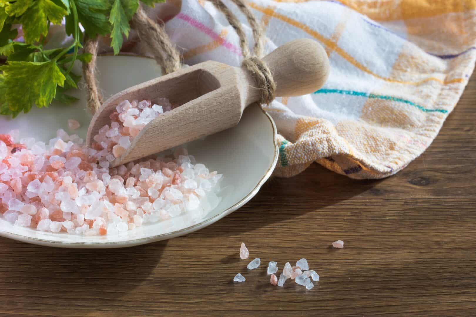 Salz – das Lebenselexier – oder doch nicht?