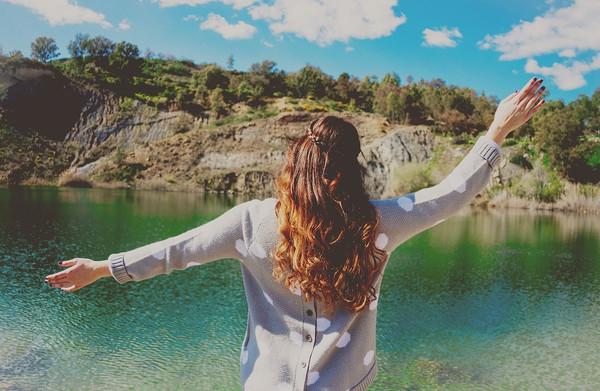 Glücklich sein im eigenen Körper