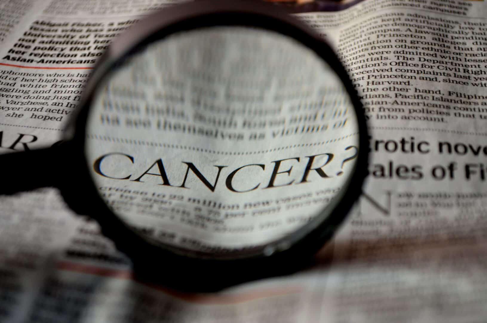 Der Sinn von Krebserkrankungen