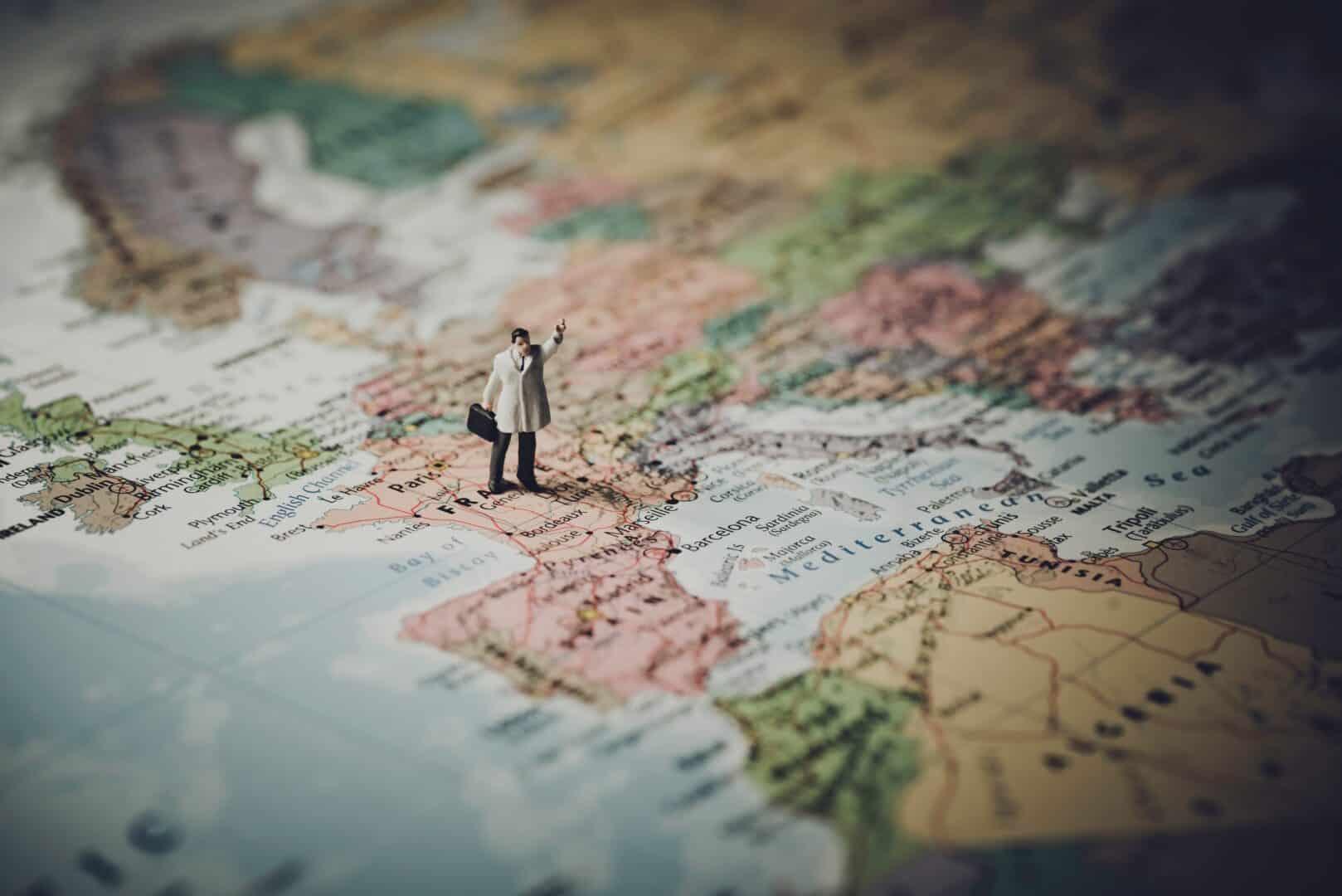 Von der Um-Welt zur Im-Welt