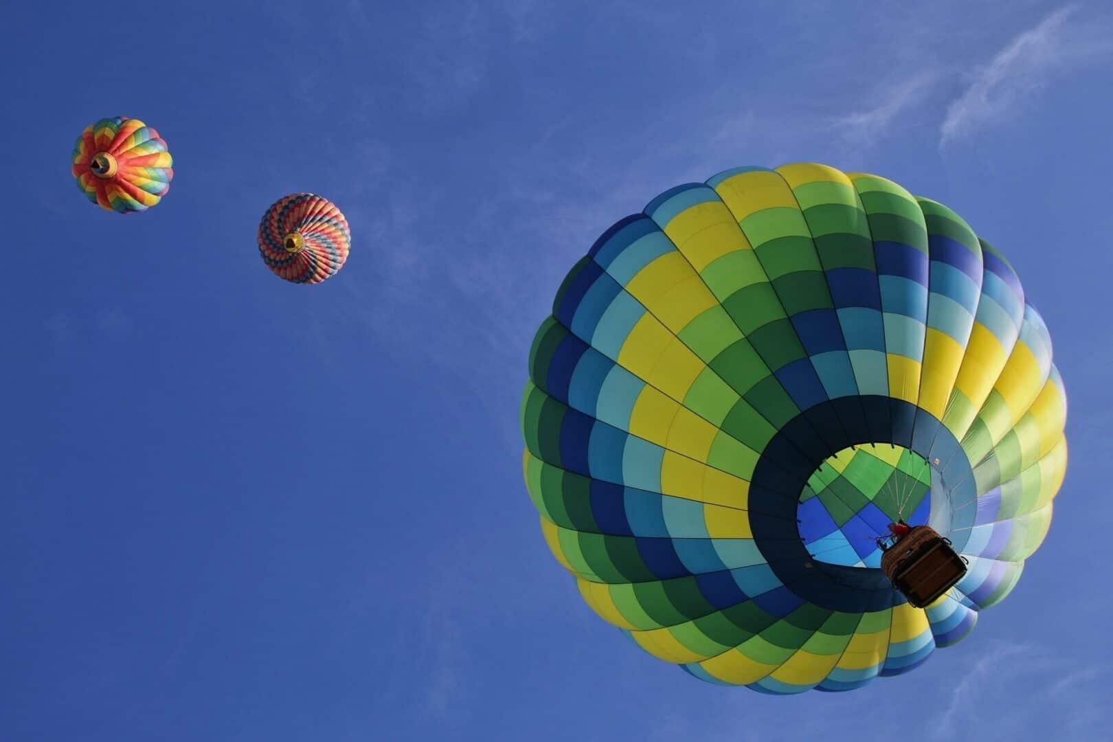 Haben Sie sich schon mal über die Luft Gedanken gemacht?