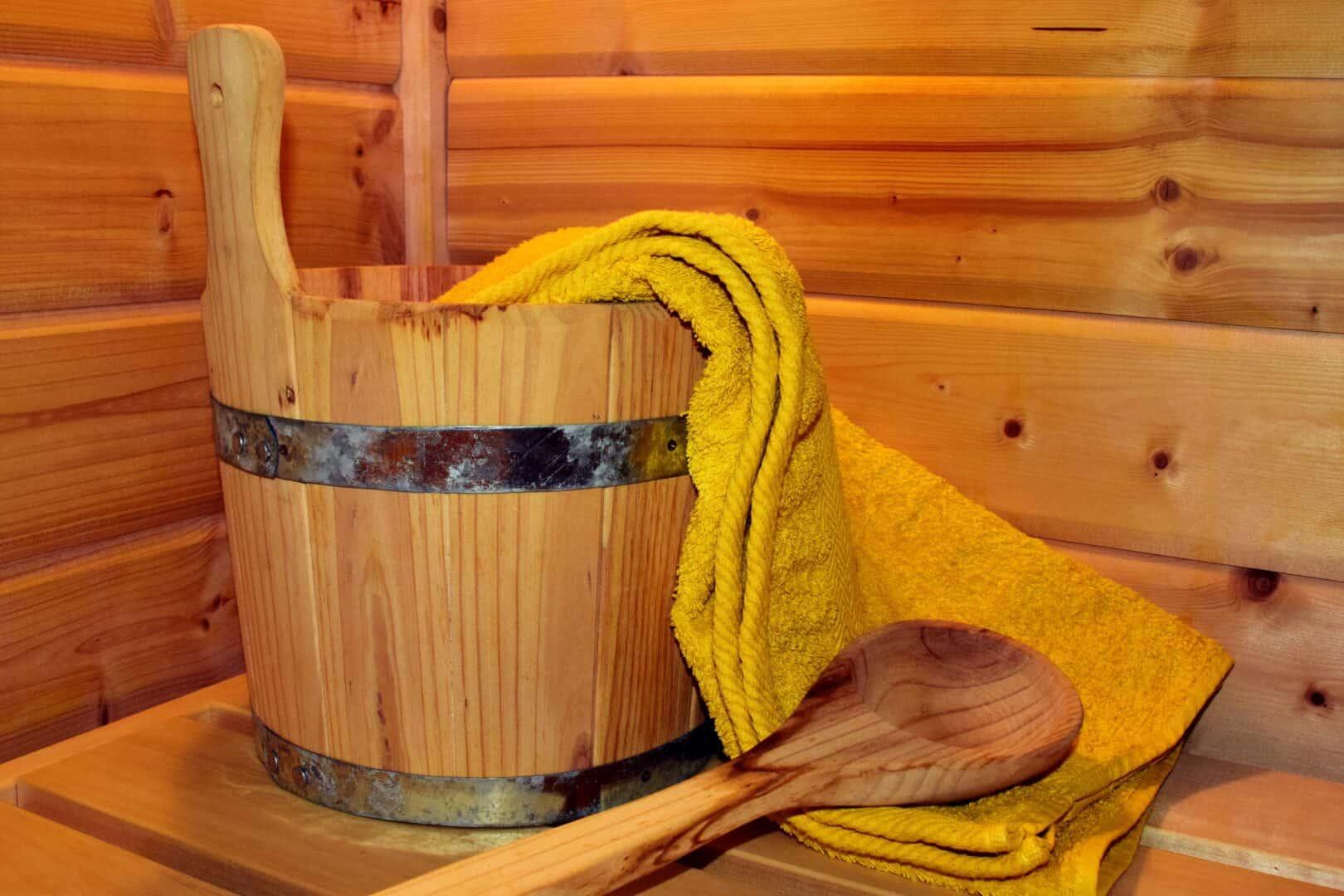 Mehr als nur eine Sauna!