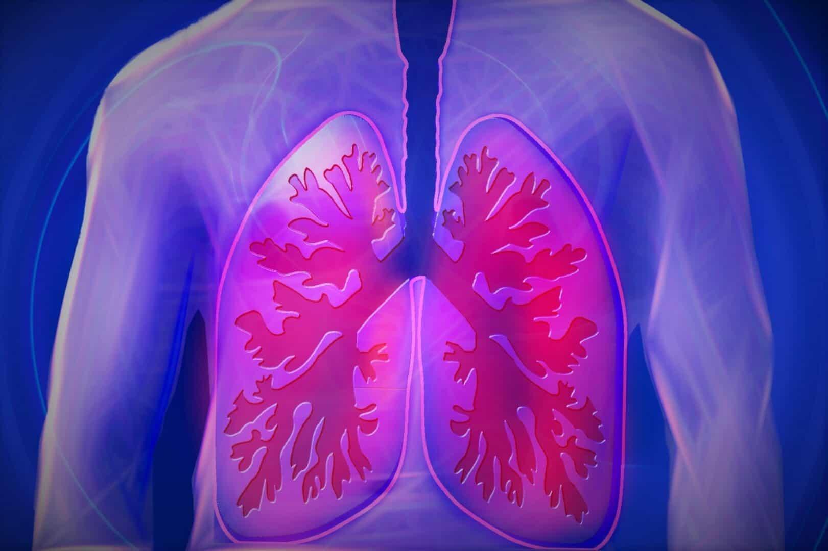 Die Lungenwaschmaschine