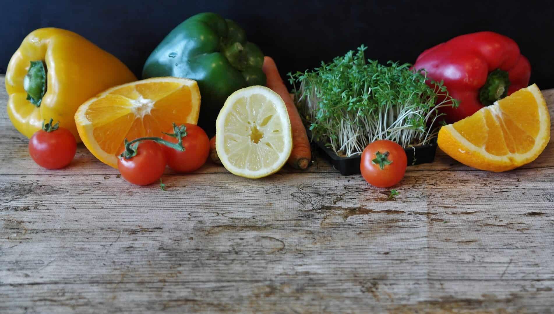 Nährstoffe als Medizin
