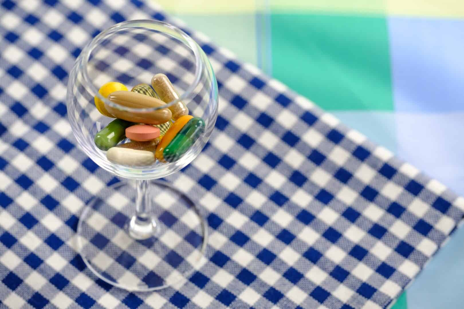 Ein MUST HAVE – Die Top 5 Nahrungser- gänzungsmittel