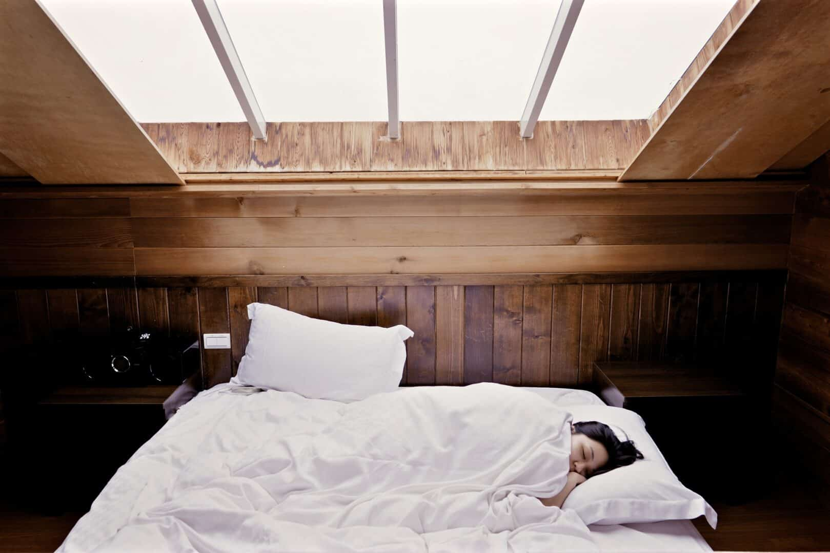 Die Ursache von Schnarchen und Schlafapnoe beheben