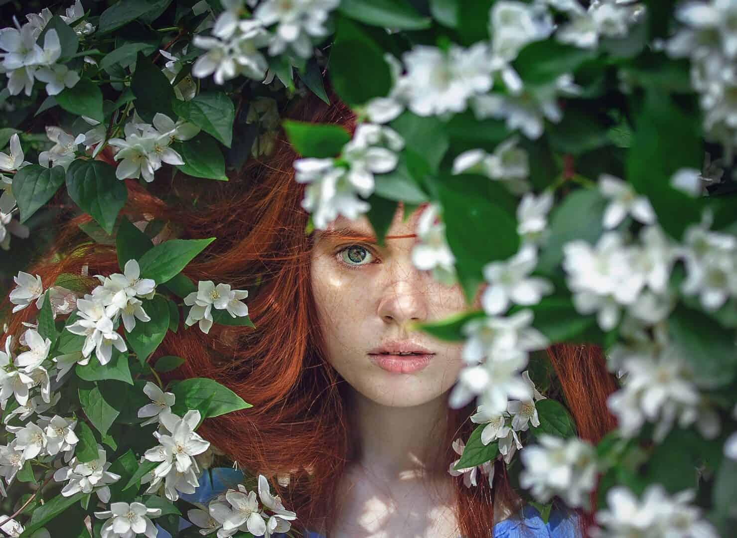 Die Antwort der Natur zur inneren und äusseren Schönheit