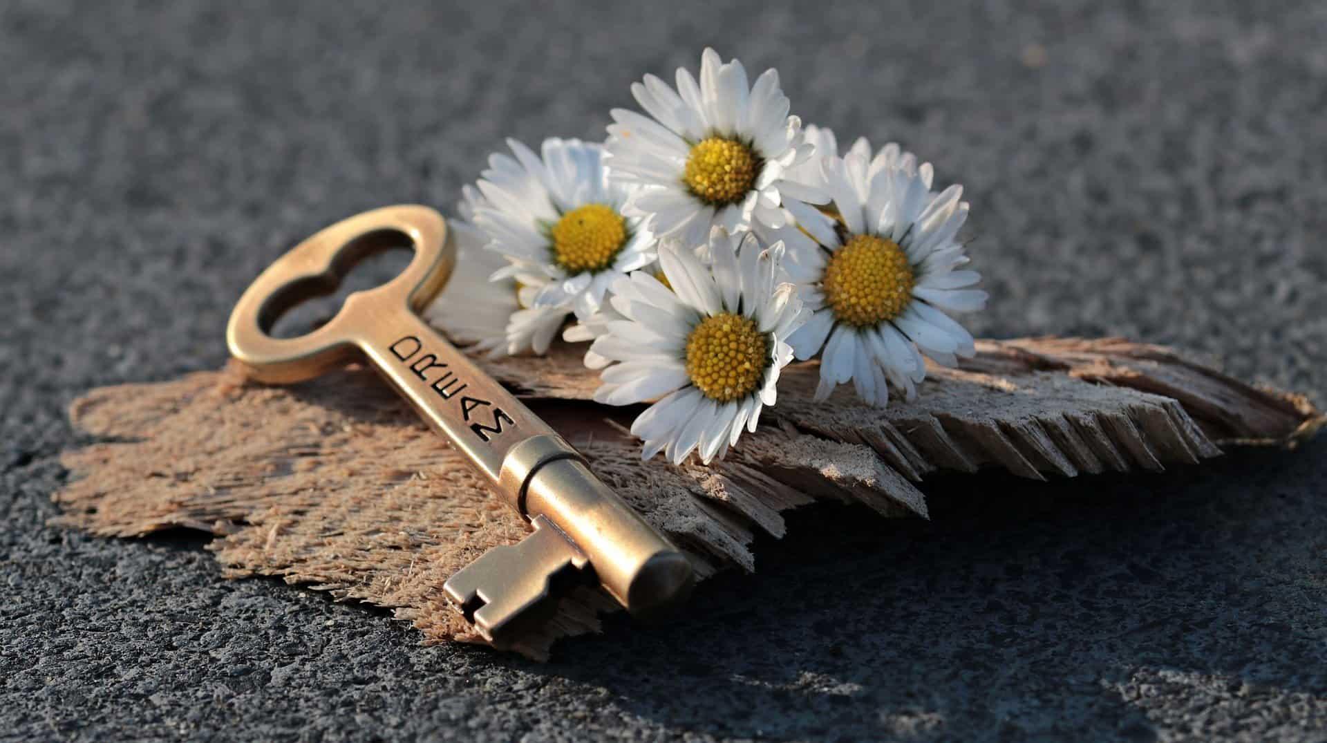 Die Erinnerung ist der Schlüssel