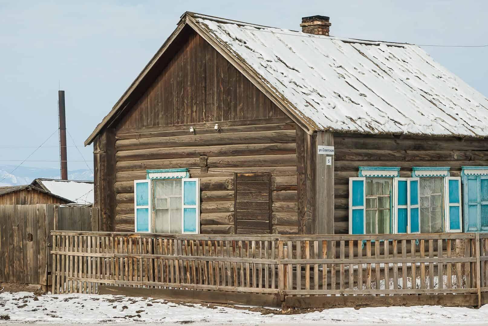 Das Holzhaus, das Leben retten kann