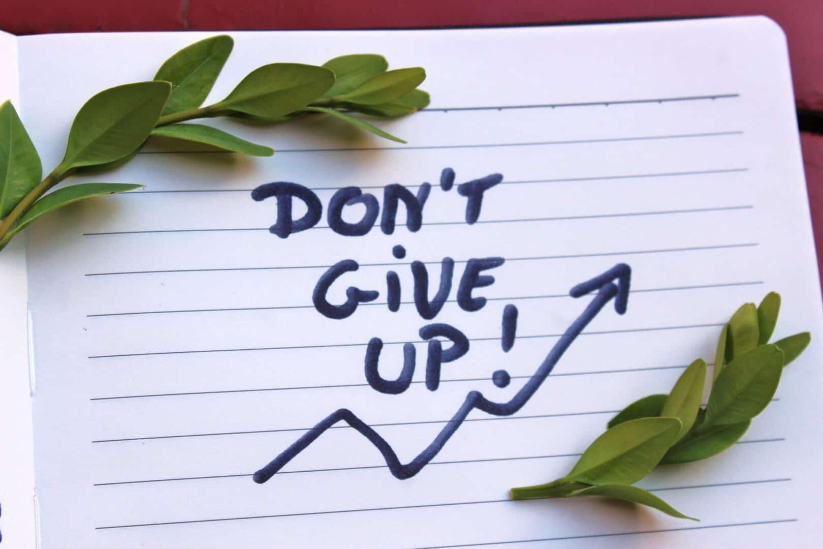 Schicksalsschläge als Motivation