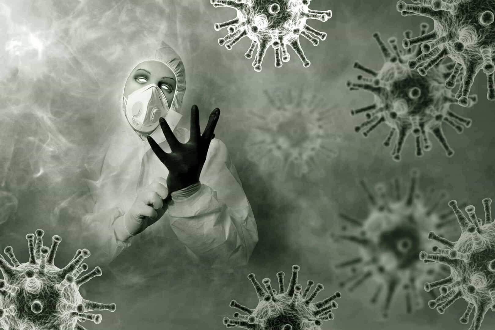Corona-Virus: Panik im Quantenfeld?